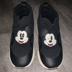 Zara Mickey Mouse Toddler Sneaker Shoes